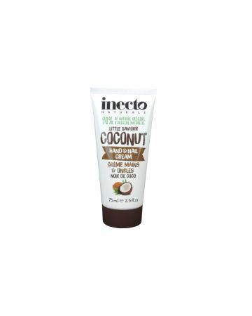 Inecto Naturals Little Saviour Coconut Hand & Nail Cream 75ml