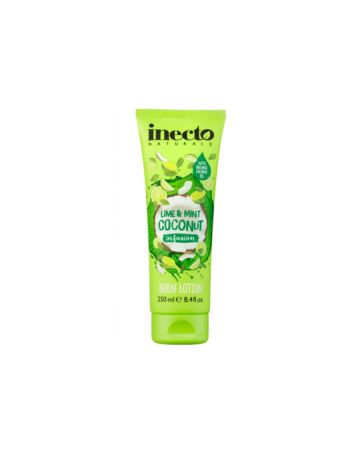 Inecto Naturals Lime & Mint Coconut Infusion Body Lotion 250ml