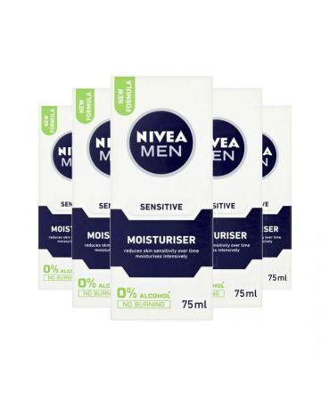 Nivea Mens Sensitive Cooling Moisturizer 75ml