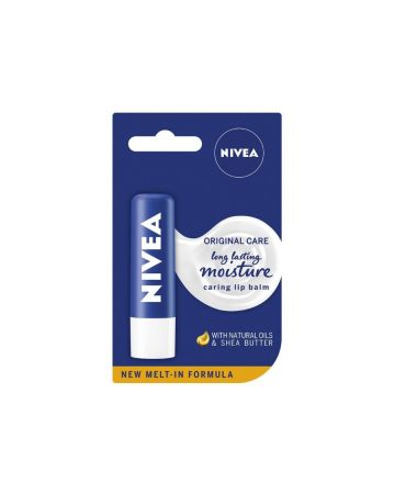 Nivea Original Care Lip Balm 4.8g