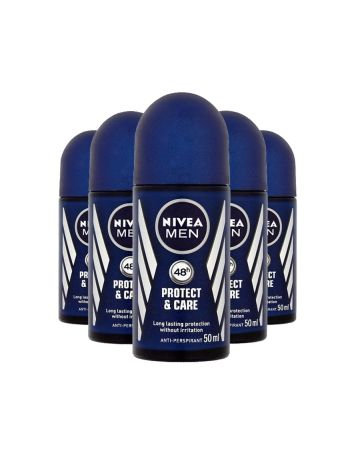 Nivea Men Roll On Protect & Care 50ml