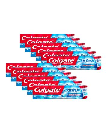 Colgate Toothpaste Max Fresh Cool 100ml
