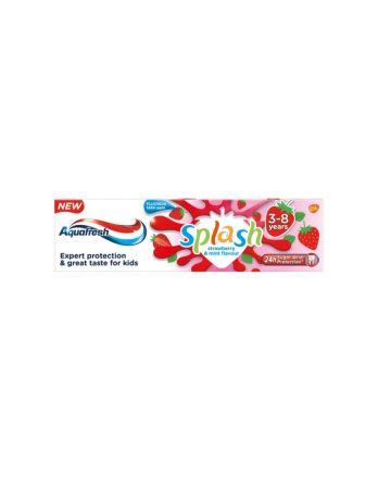 Aquafresh Toothpaste Kids 3-8 Years Splash 50ml