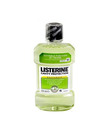Listerine Cavity Protection Mouthwash 250ml
