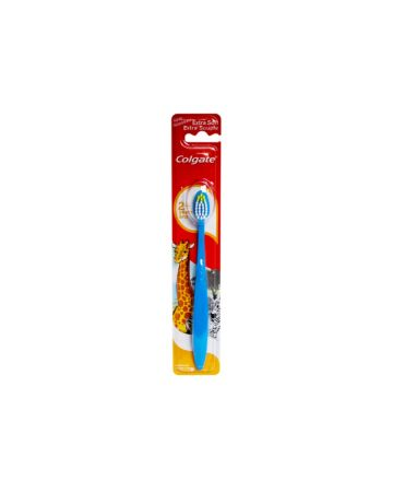 Colgate Extra Soft Junior Toothbrush 2+ Years