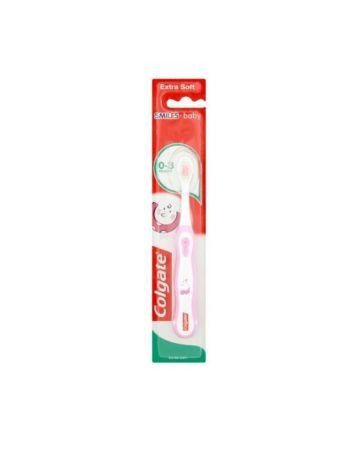 Colgate Toothbrush Smiles Baby 0-3 Years