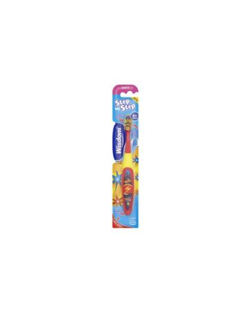 Wisdom Step-by-Step Kids Toothbrush 6+ Years
