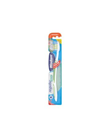 Wisdom Regular Fresh Medium Toothbrush