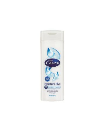 Carex Moisture Plus Shower Cream 500ml