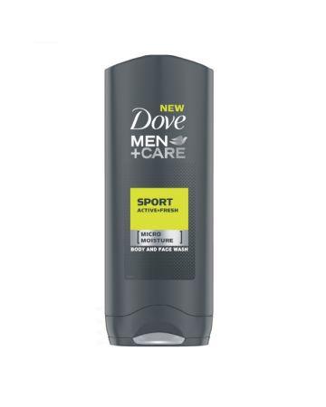 Dove Men+Care Body & Face Wash Sport Active Fresh 250ml