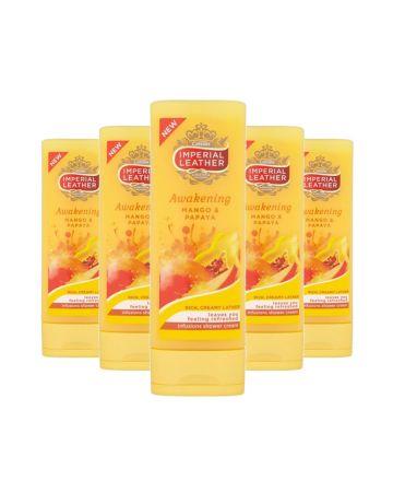 Imperial Leather Awakening Mango & Papaya Shower Gel 250ml