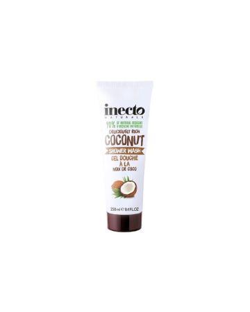 Inecto Naturals Deliciously Rich Coconut Shower Wash 250ml