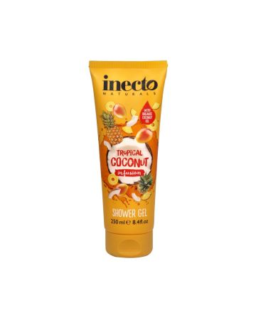 Inecto Naturals Tropical Coconut Infusion Shower Gel 250ml