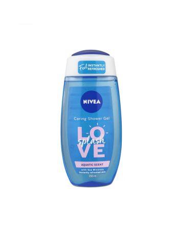 Niver Shower Gel Love Splash 250ml