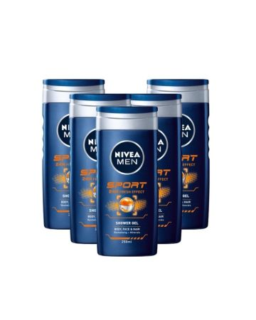 Nivea Men Sport Shower Gel 250ml