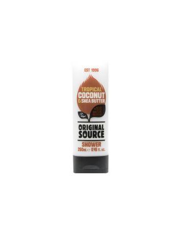 Original Source Coconut & Shea Butter Shower Gel 250ml