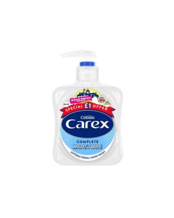 Carex Hand Wash Complete Moisture 250ml (PM £1.00)