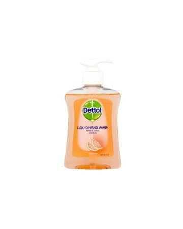 Dettol Antibacterial Liquid Hand Soap Grapefruit 250ml