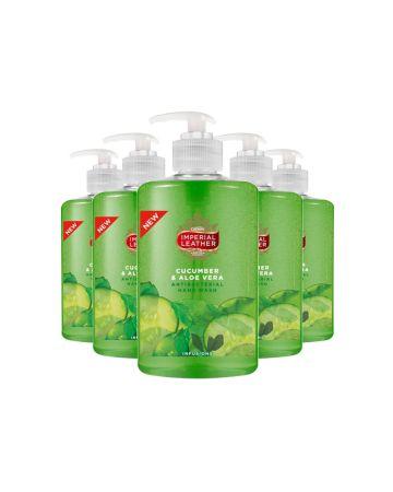 Imperial Leather Hand Wash Cucumber & Aloe Vera 300ml