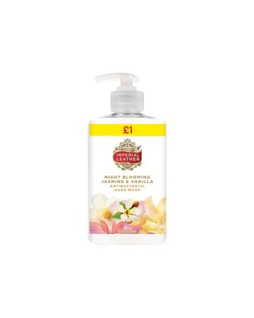 Imperial Leather Hand Wash Jasmine & Vanilla 300ml (PM £1.00)
