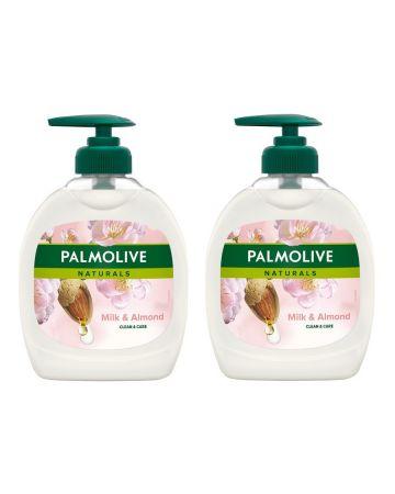 Palmolive Naturals Handwash Milk & Almond 300ml