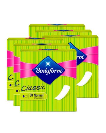 Bodyform Classic Liners 50s