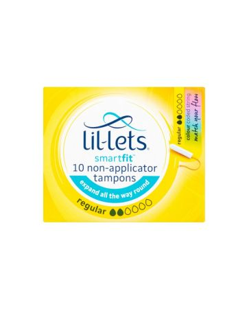 Lil-Lets Tampons Regular 10s