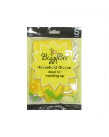 BizzyBee Household Gloves Small