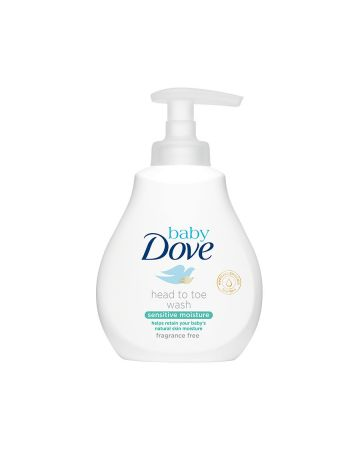 Dove Baby Head To Toe Wash Sensitive 200ml