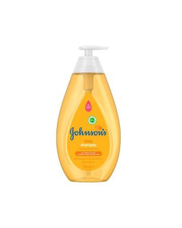 Johnson's Baby Shampoo Pump 750ml