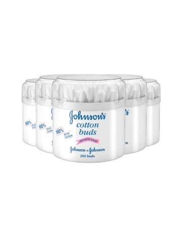 Johnson's Cotton Buds 200s