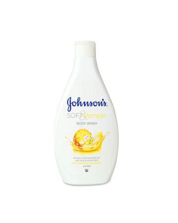 Johnson's Soft & Pamper Body Wash 400ml