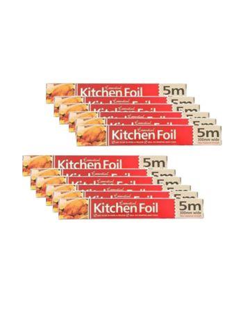 Essential Kitchen Foil 300mm X 5mtr
