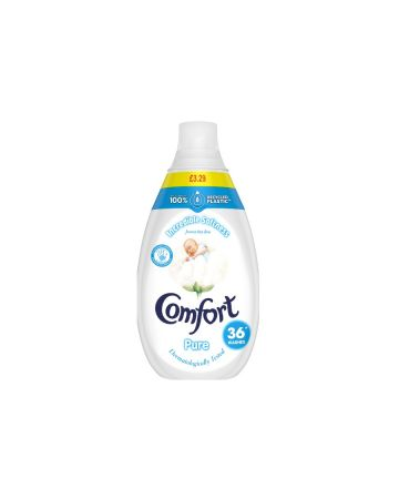 Comfort Intense Pure 540ml 36 Washes (PM £3.29)