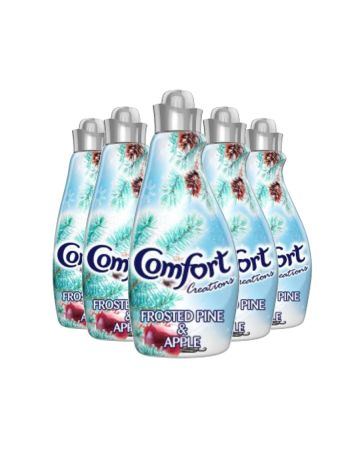 Comfort Creations Frosted Pine & Apple 1.16 Litre 33 Washes