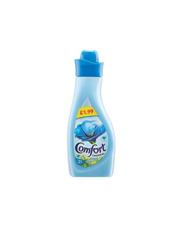 Comfort Blue Skies Fabric Conditioner 750ml (PM £1.99)