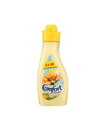 Comfort Sunshiny Day Fabric Conditioner 750ml (PM £1.99)
