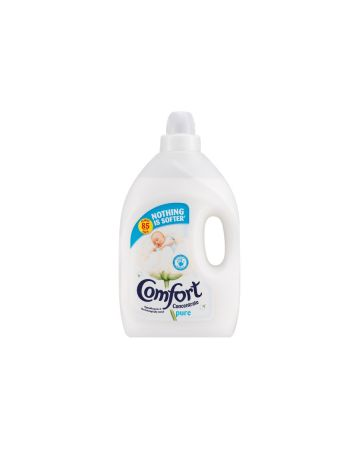 Comfort Fabric Conditioner Pure 85 Washes 3ltr