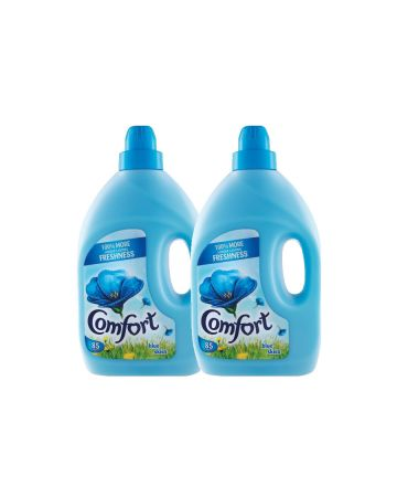 Comfort Fabric Conditioner Blue Skies 85 Washes 3ltr
