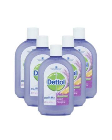 Dettol Disinfectant Liquid Lavender & Orange Oil 500ml