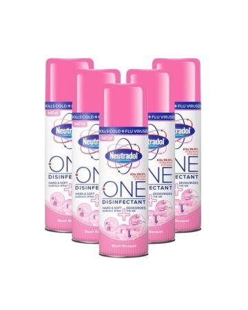 Neutradol One Disinfectant Spray Blush Bouquet 300ml