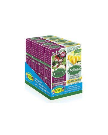Zoflora Disinfectant Assortment 250ml (lemon Zing & Very Berry)