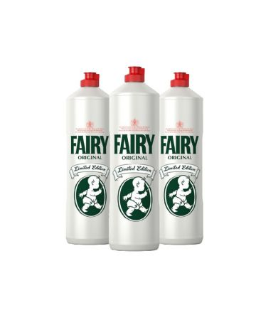 Fairy Original Limited Edition Heritage Washing Up Liquid 1ltr