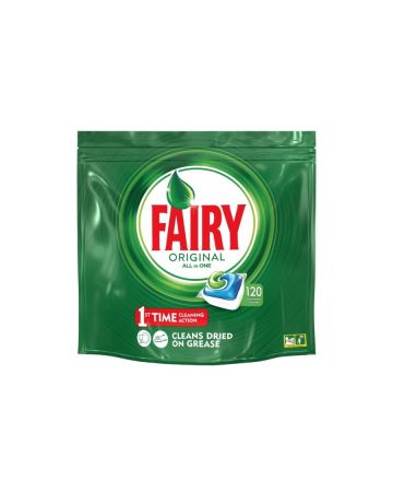 Fairy All In One Dishwasher Tablets Original 120s