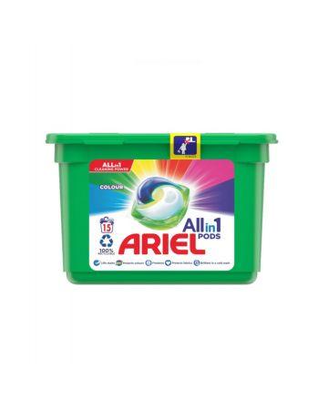 Ariel All-in-1 Pods Colour 15s