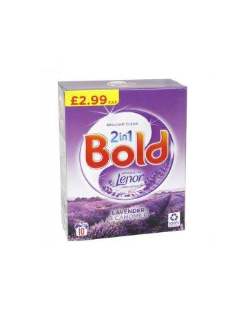 Bold 2in1 Lavender & Camomile 650g (PM £2.99)