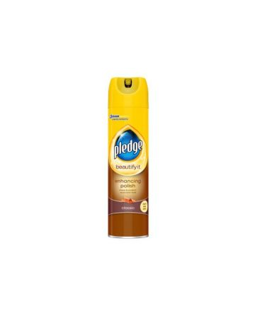 Pledge 5 in 1 Classic Wood Furniture Spray 250ml