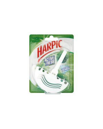 Harpic Active Fresh Toilet Block Mountain Pine 38g