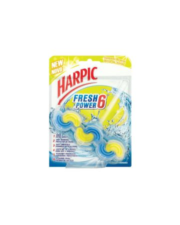 Harpic Fresh Power Summer Breeze Toilet Block 39g (PM £1.69)