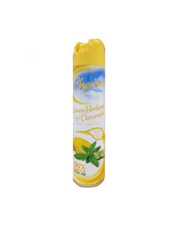 Charm Air Freshener Lemon Verbena & Cucumber 240ml